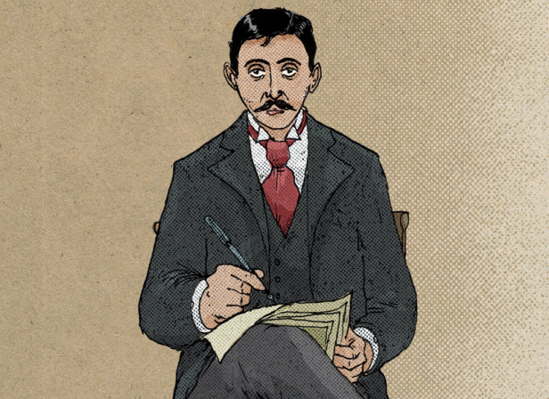 Marcel Proust / The Telegraph