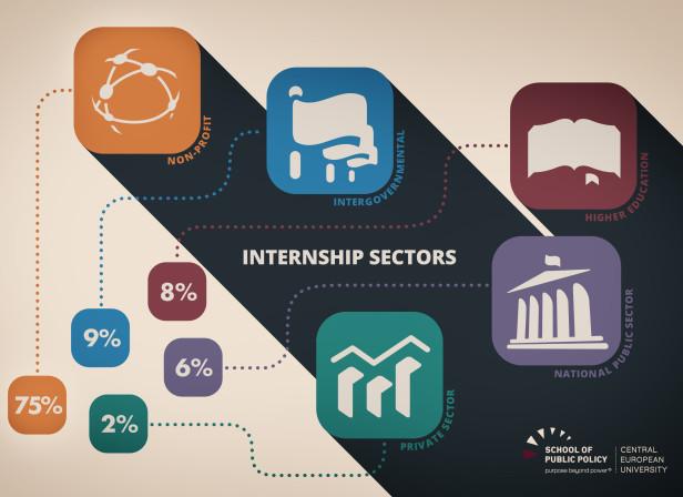 CEU Intership Sectors