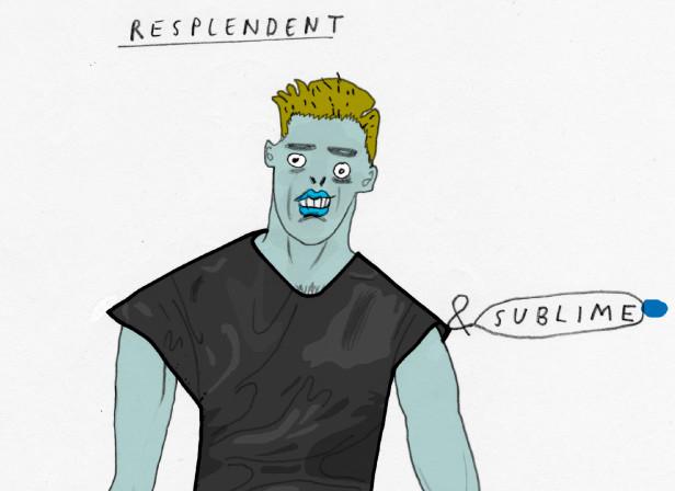 Resplendent Sublime