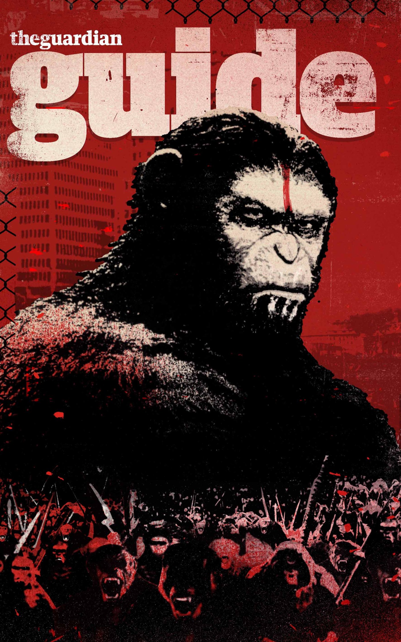 Planet Of The Apes / The Guardian Guide