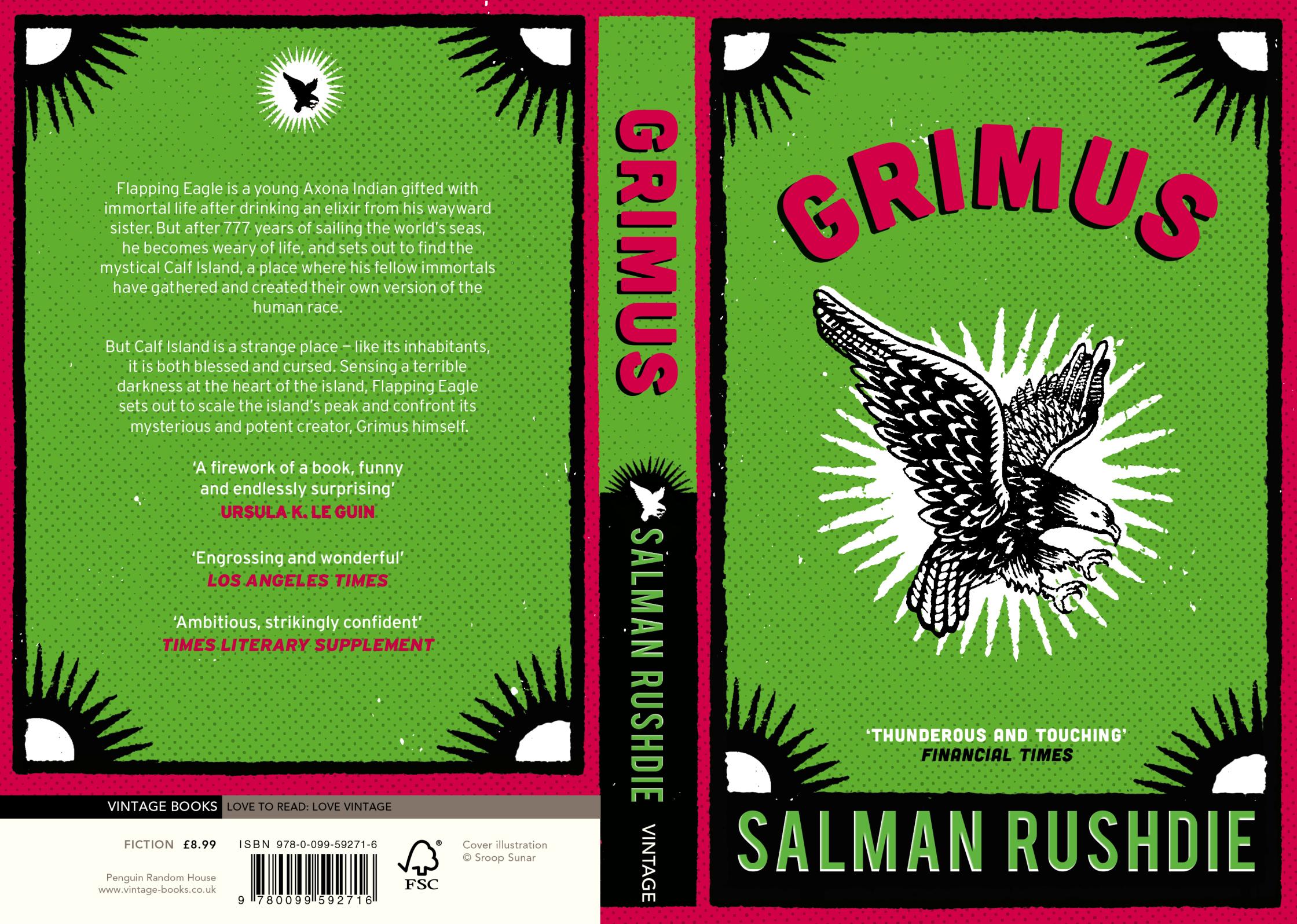 Grimus / Salman Rushdie