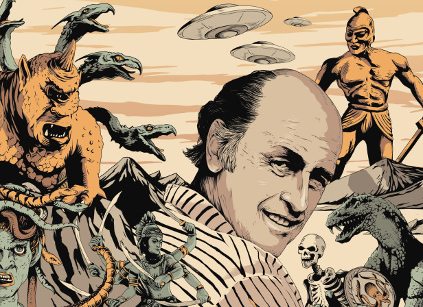 Ray Harryhausen Film Poster