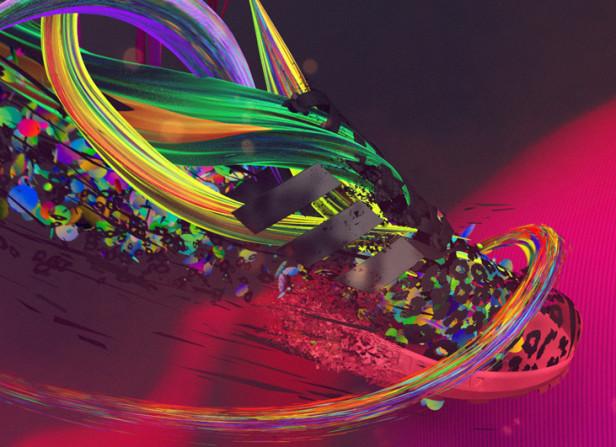ZX Flux Love Parade Still / Adidas