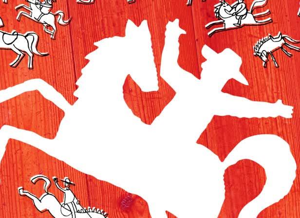 Montana Rodeo Poster USA