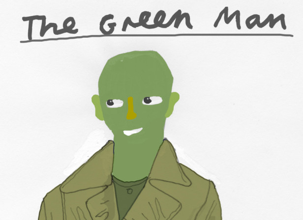 Tim Soar - The Green Man