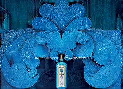 Bombay Sapphire Infused With Imagination Advertisement