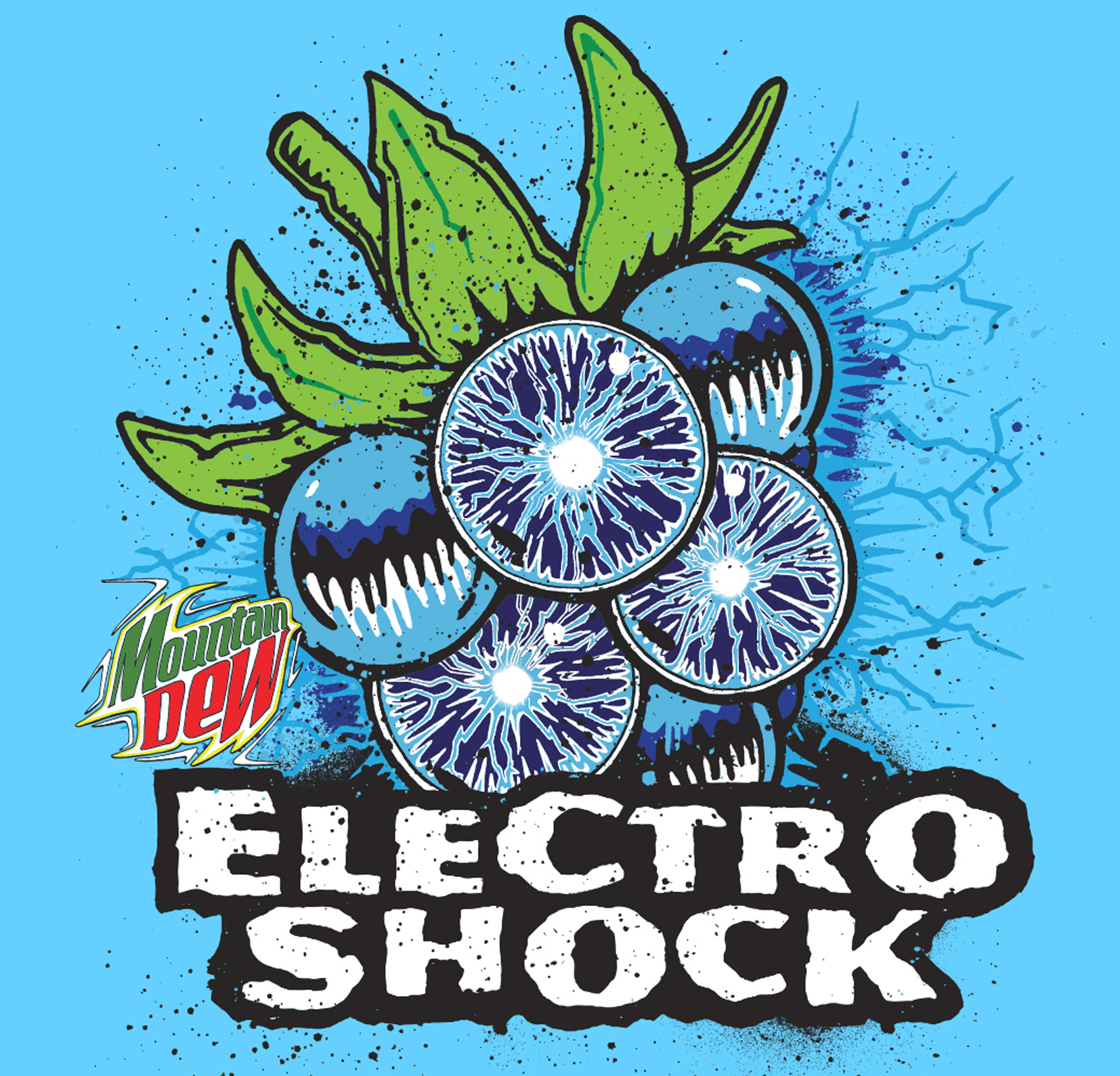 Electro Shock / Mountain Dew