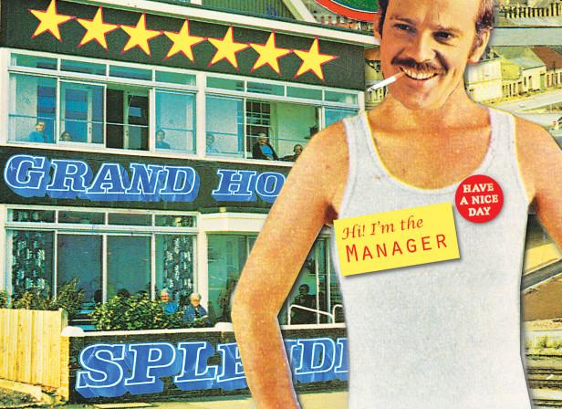 Sleazy Hotel Manager Tripadvisor