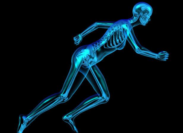 Skeleton Runner