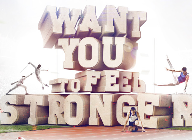 Want You To Feel Stronger
