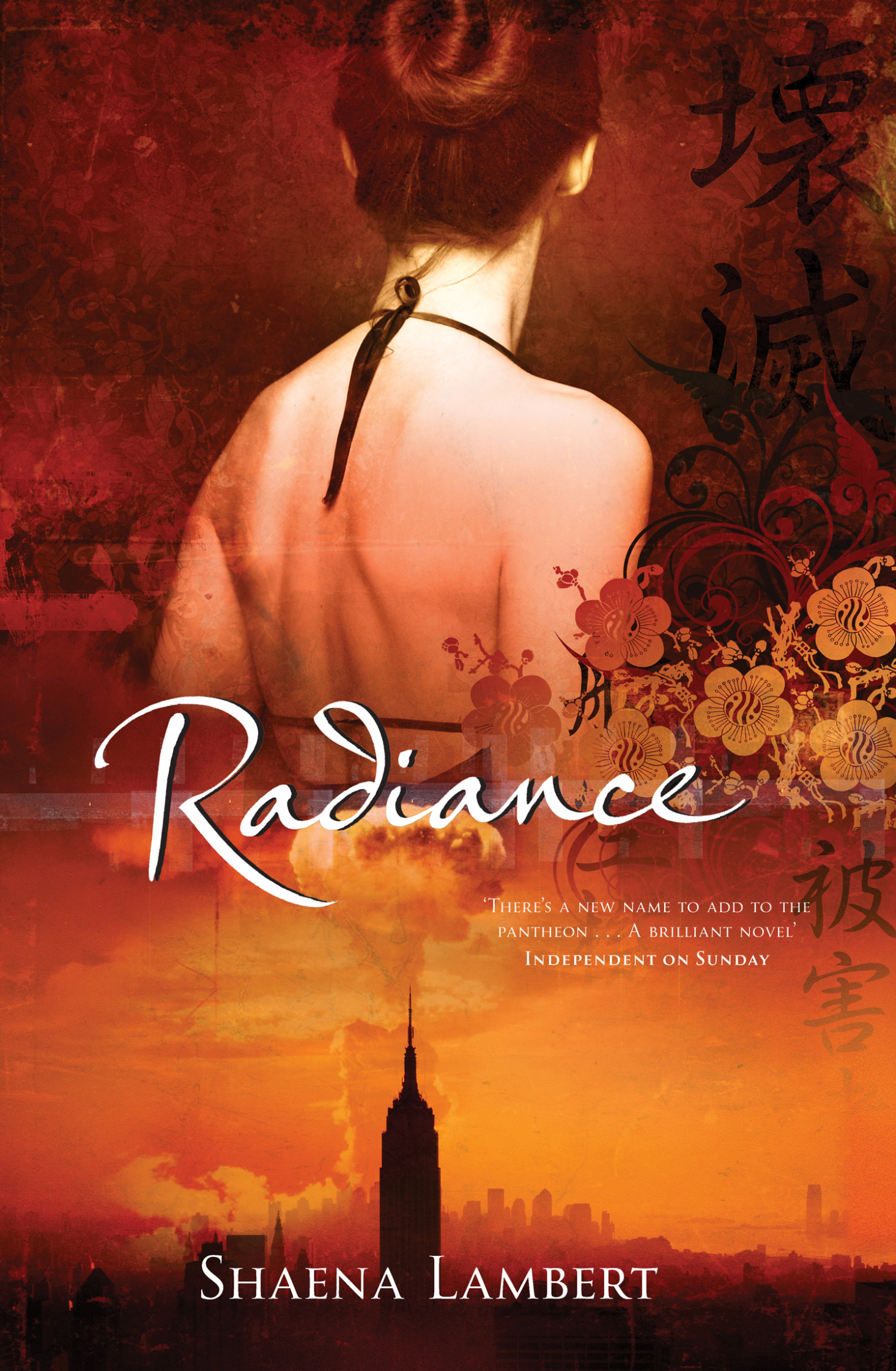 Radiance Book Cover Little Brown Publishing