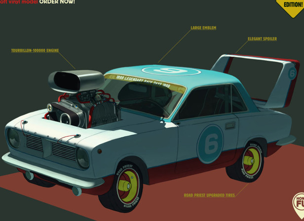 G.D.O. Supercar 6