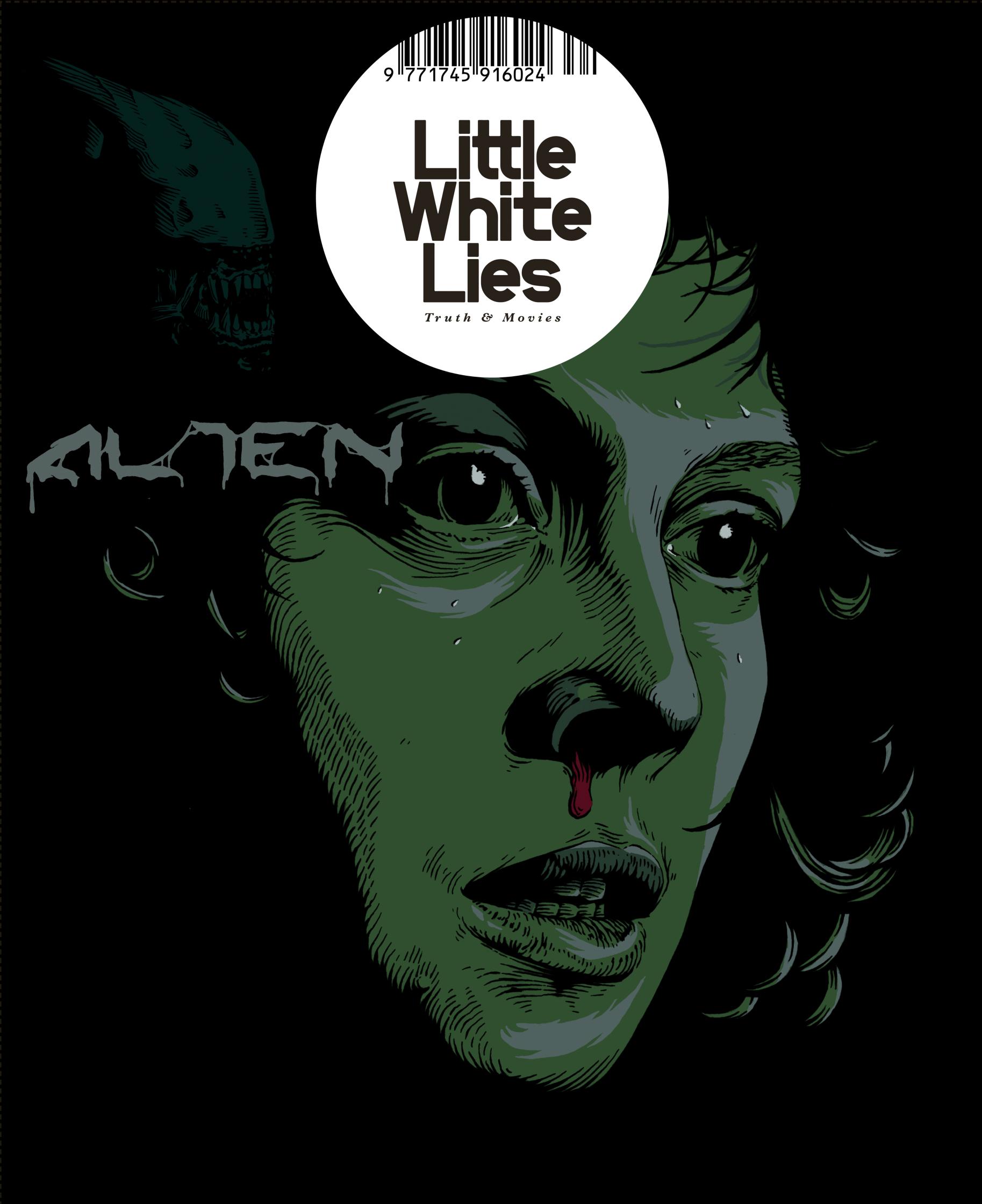 Little White Lies - Alien