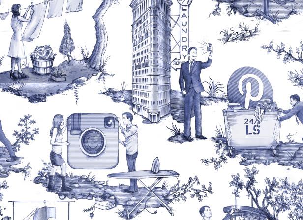 Laundry / Social Media Wallpaper