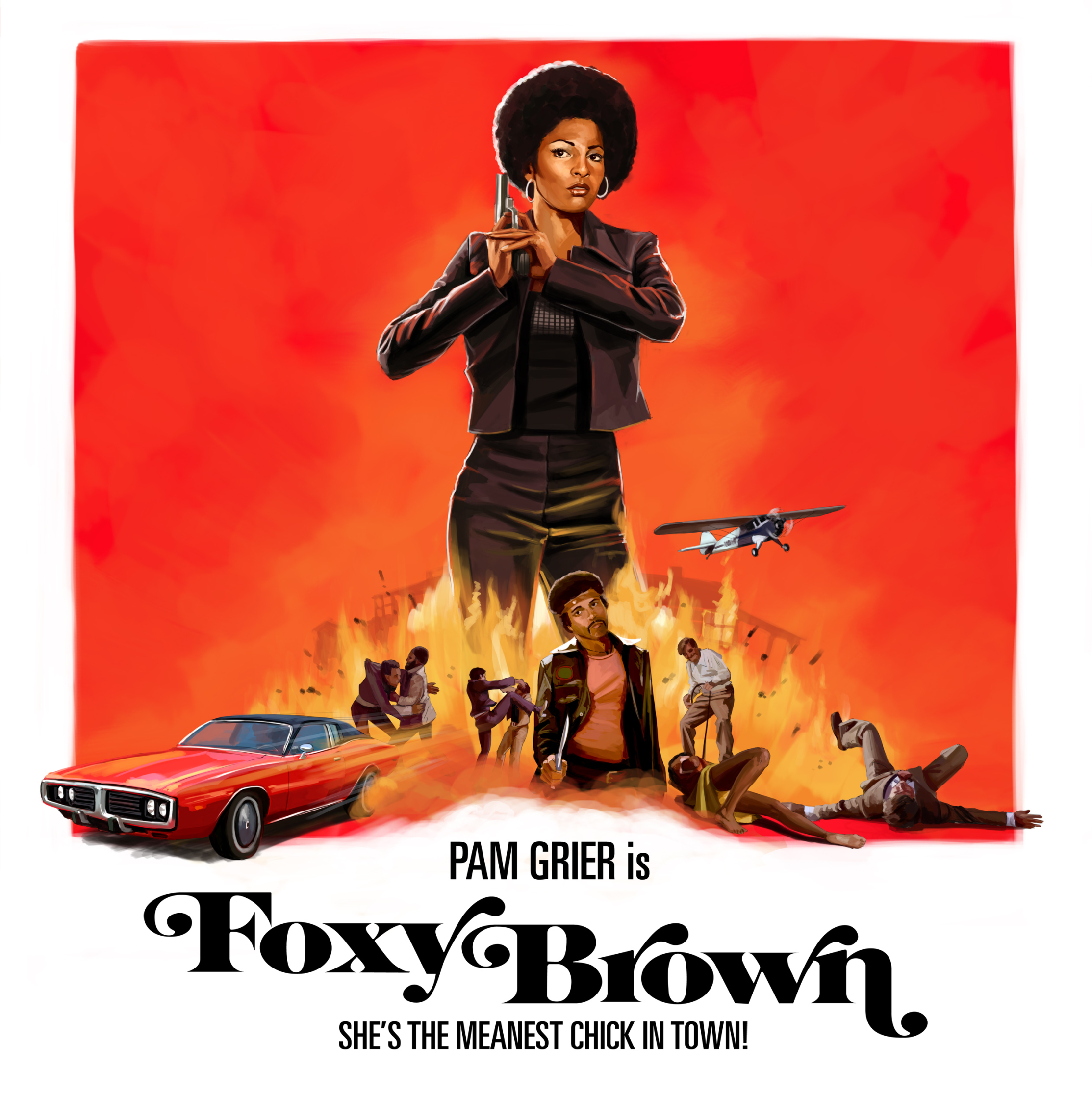 Arrow Films / Foxy Brown