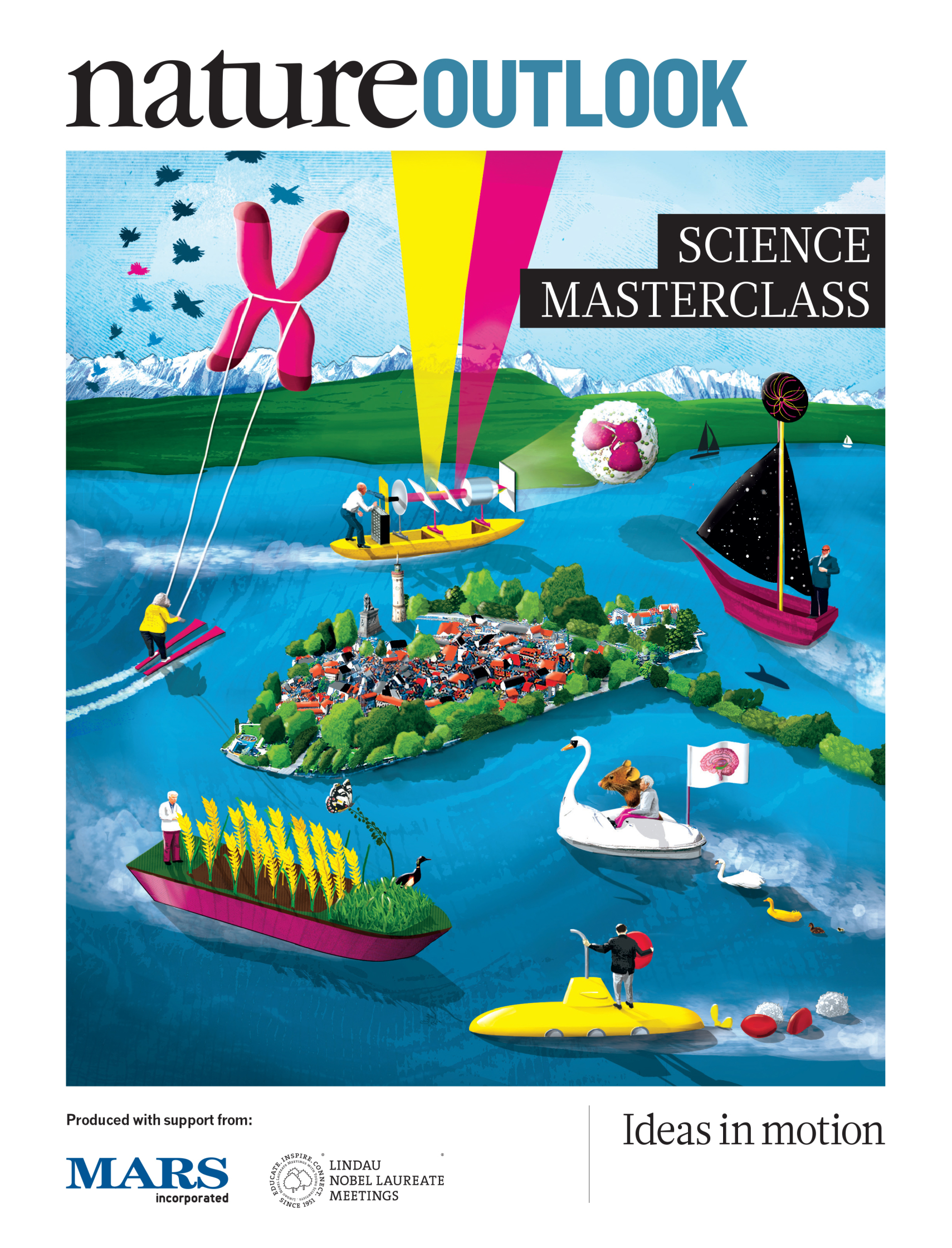 Nature - Cover - Science Masterclass
