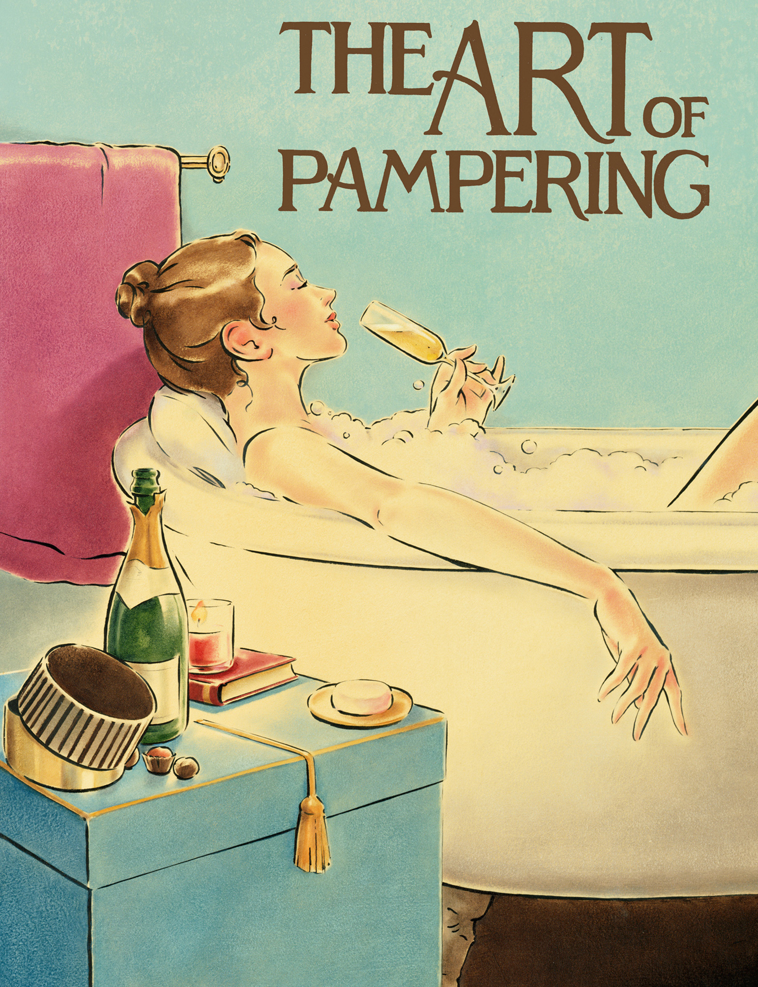The Art Of Pampering
