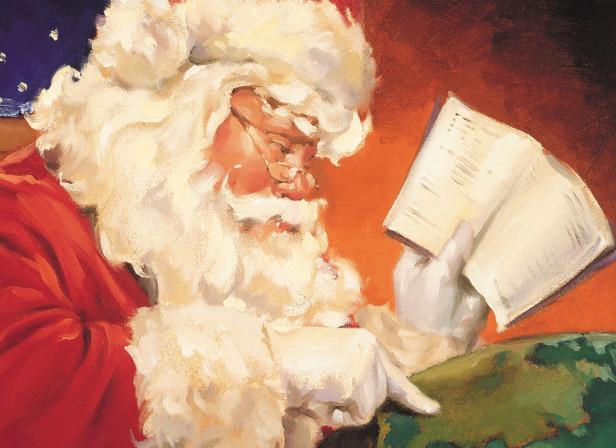 Santa's Travel Plans