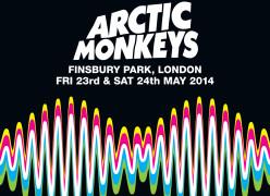 Arctic Monkeys / Finsbury Part 2014