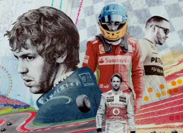 F1 2013 / The Guardian