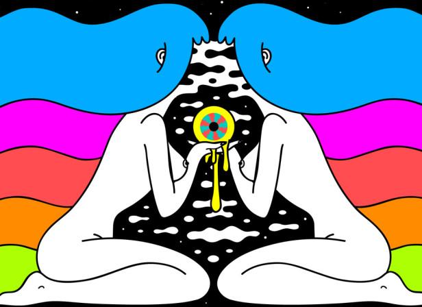 Psychic Pspace