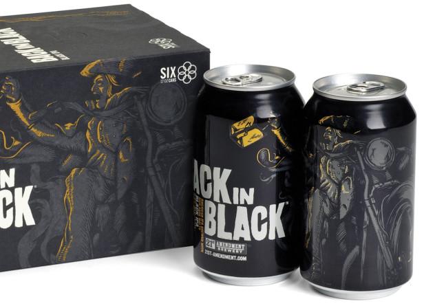 Back In Black - Pack Shot