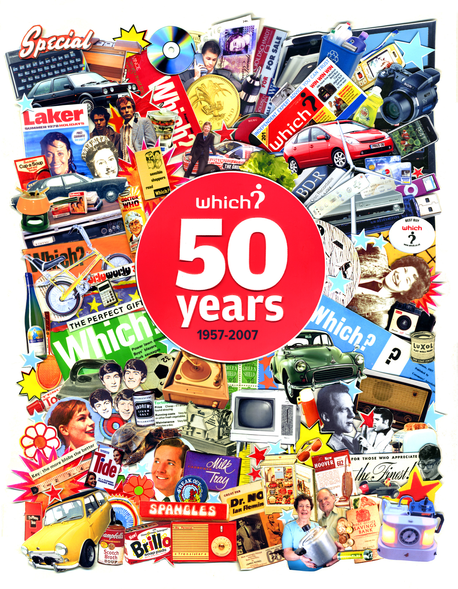 50 Years Which Products Nostalgia
