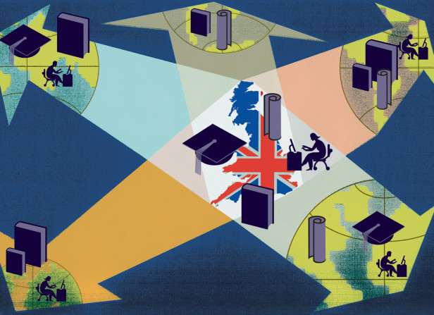 What Overseas Students Want From UK Degrees