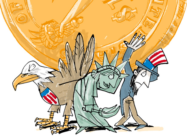Useless US Dollar Coins Australian Financial Review