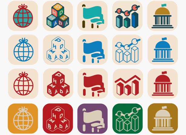 CEU Icons
