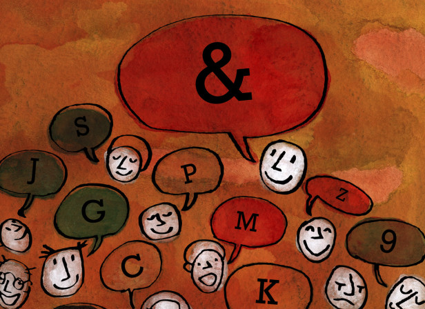 Continuing Conversation With An Ampersand