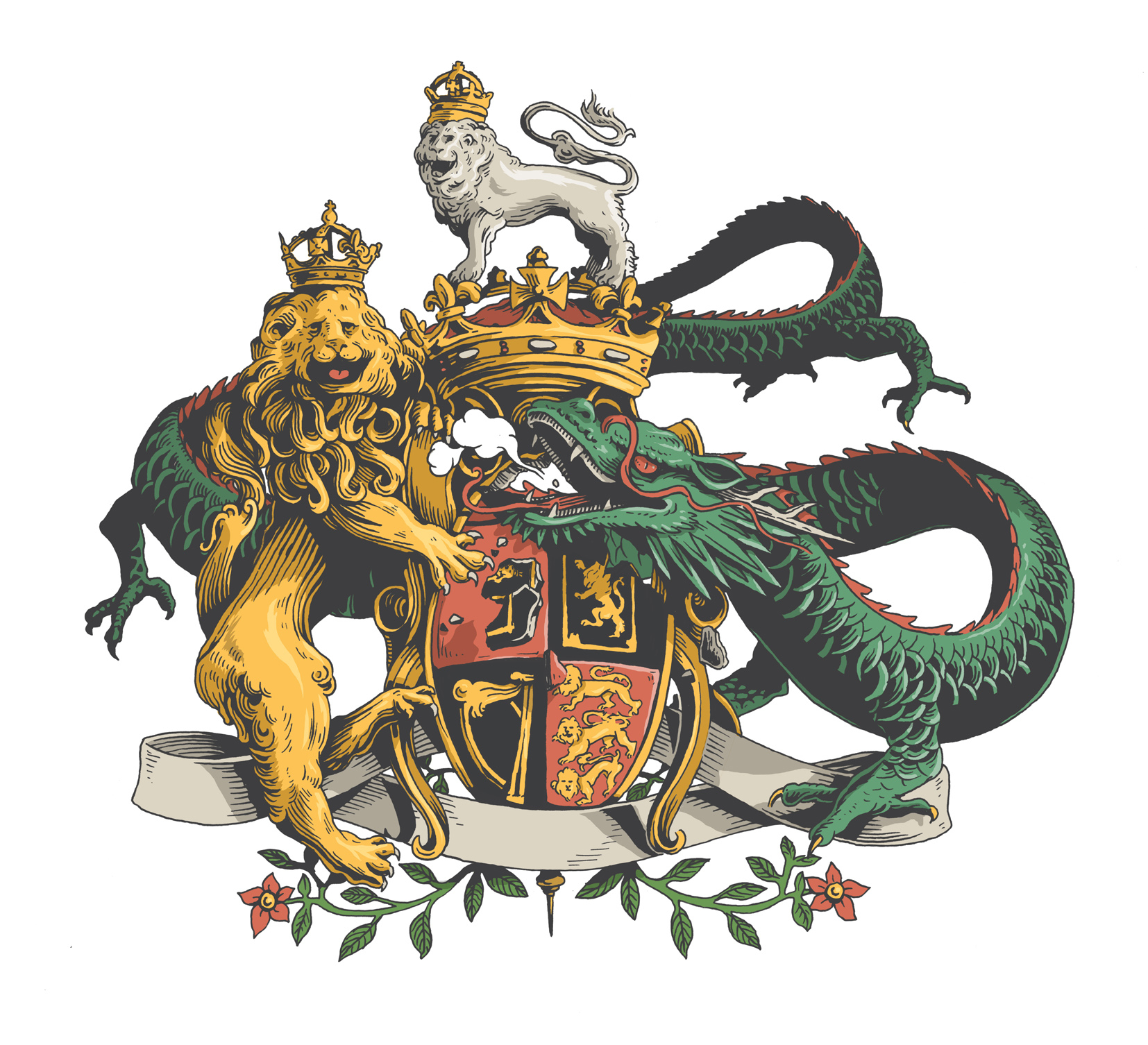 Savile Row Crest