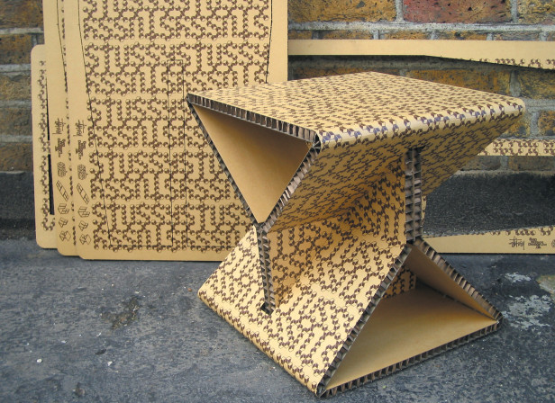 Stussy Hex Cardboard Table Japan
