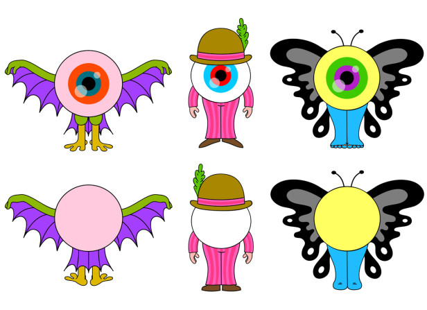Eye-Guys Character Sheet
