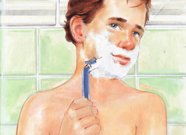 My First Shave
