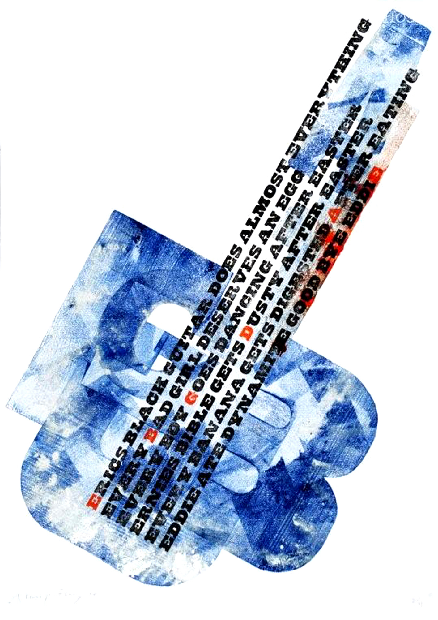 Eric Claption Guitar