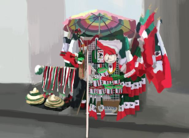 Mexican Souvenirs
