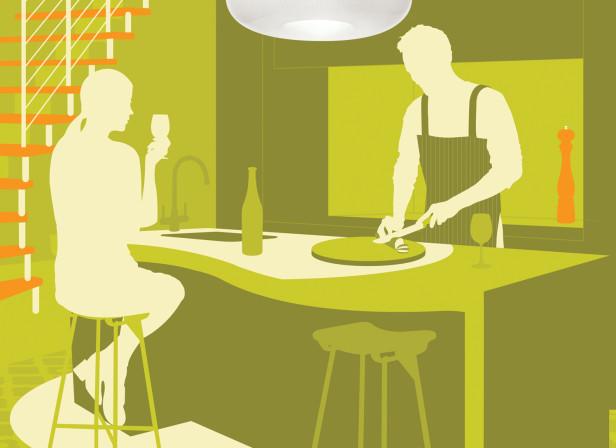 Grand Designs Kitchen