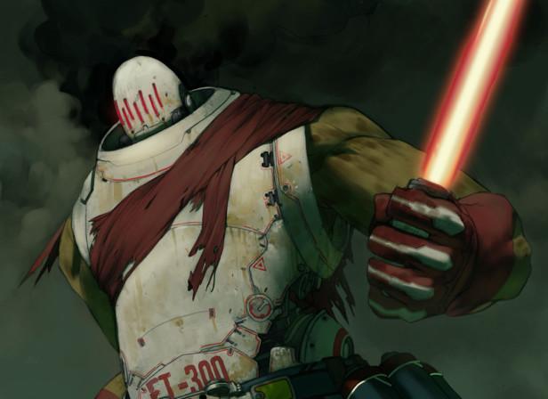 Jedi Cyborg