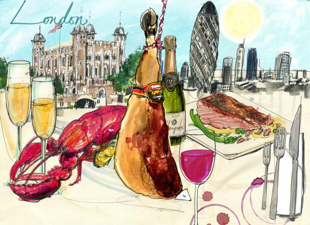 London Taste Festival The Times Magazine