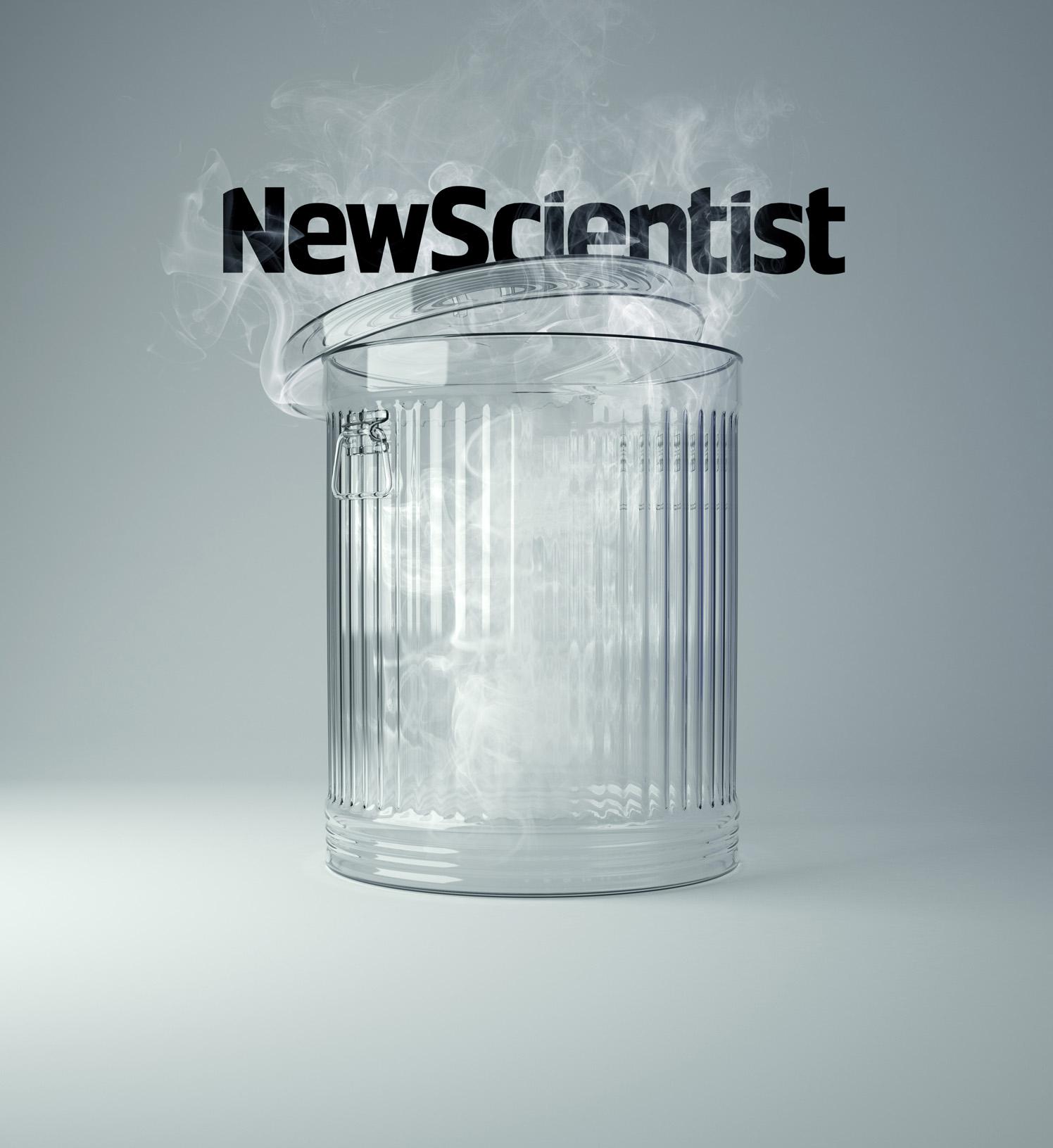 New Scientist Trash