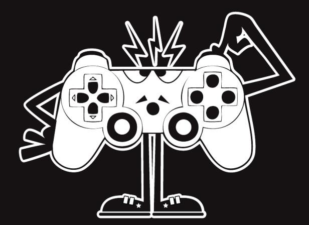 Videogame Sticker Design Pearson Educational Tools