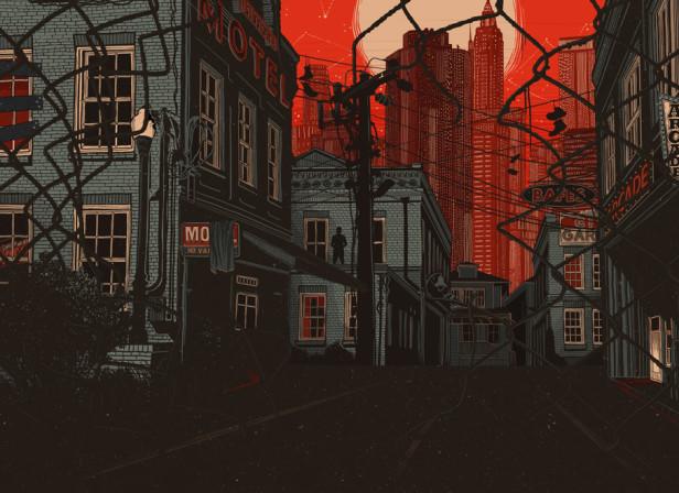 Pixel Titans City