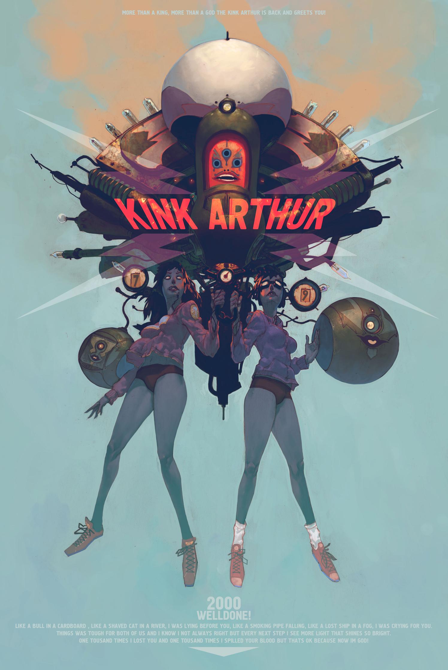 Kink Arthur - Vasili Zorin - Debut Art