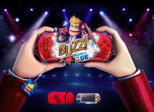 SONY PSP Buzz