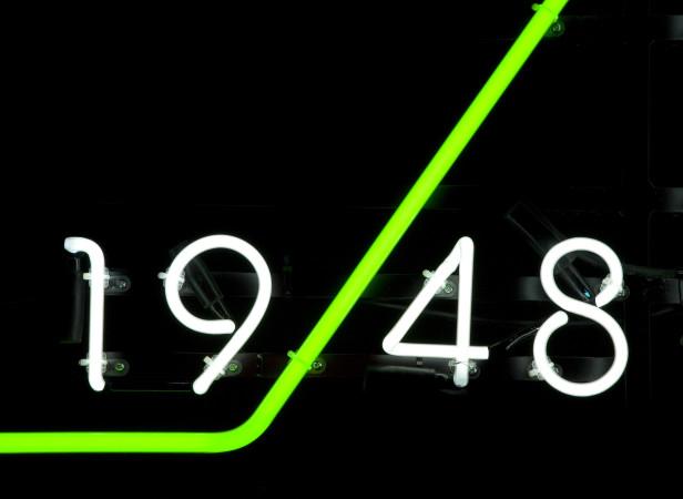 Nike 1948 neon