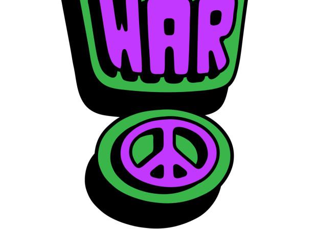No More War! Peace