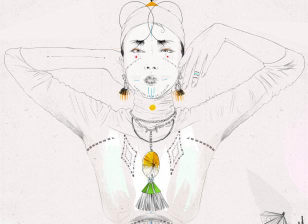 Lunar Tribes Geisha