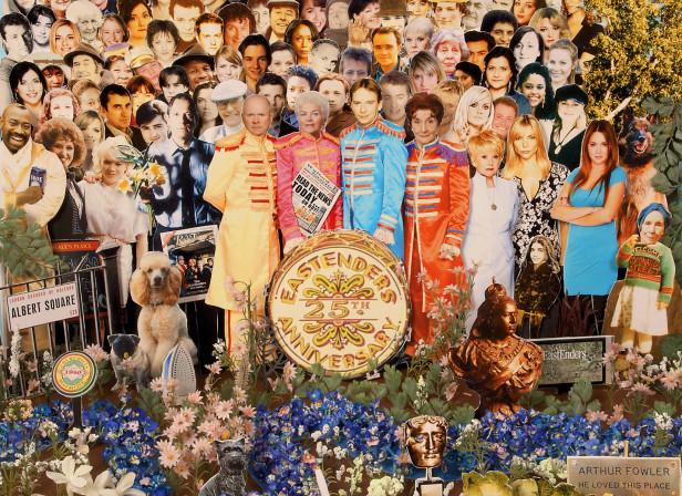 Eastenders 25th Anniversary / Radio Times