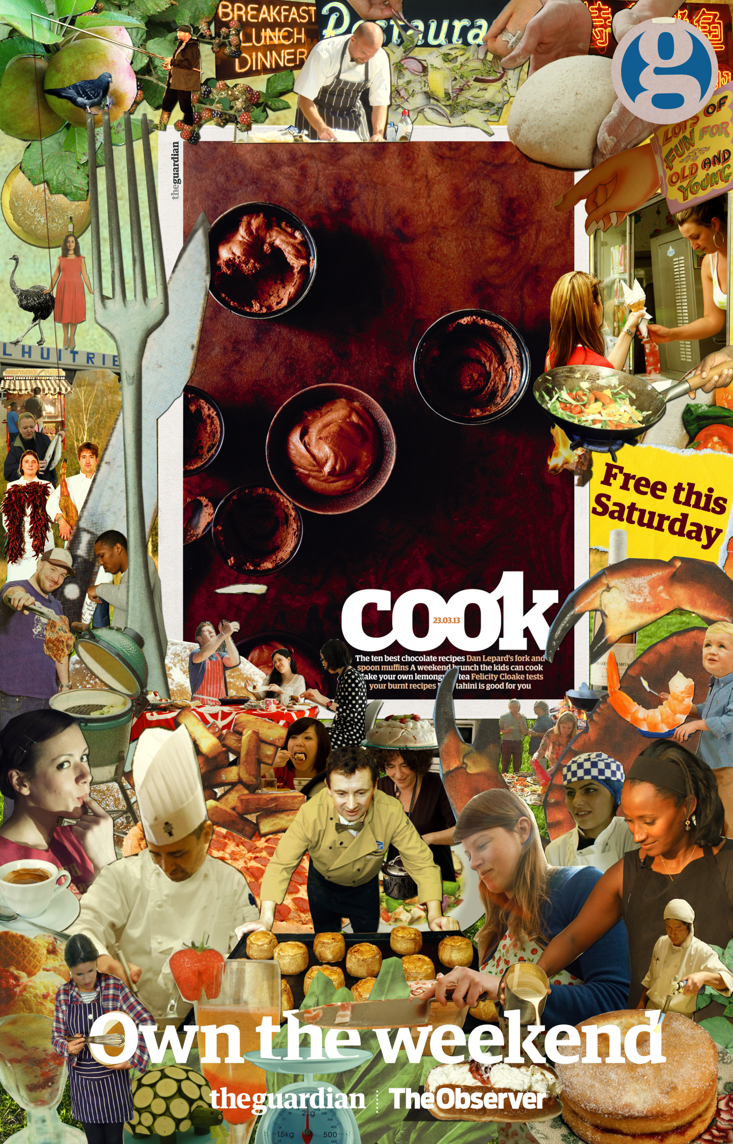 Cook / The Guardian
